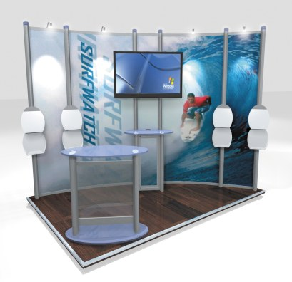 Small Exhibition Stand Alone : Exhibition stands the uk s no supplier display wizard