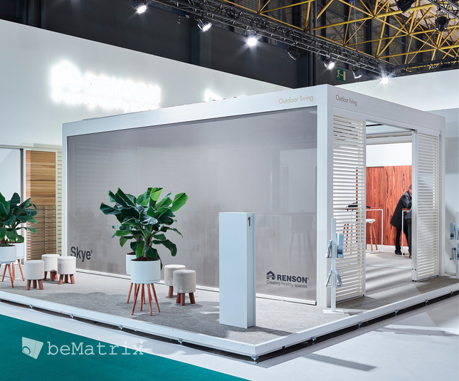 Modular Exhibition Stands Xbox One : Bematrix custom exhibition system modular