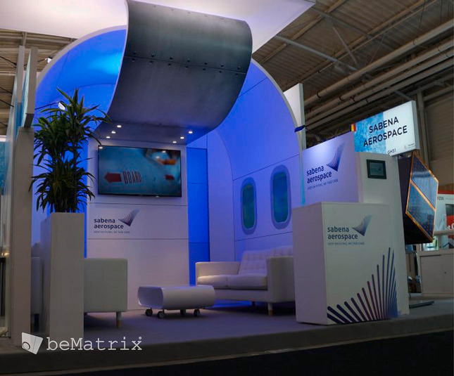Exhibition Stand Construction Materials : Bematrix custom exhibition system modular